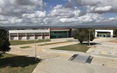 Construção do Campus do IFPB, Itabaiana/PB.