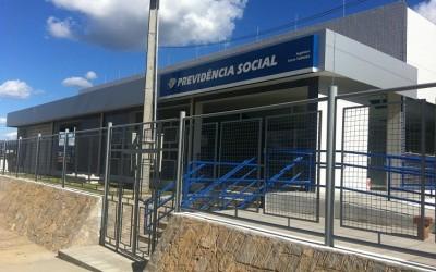 Reforma da Agencia do INSS Serra Talhada