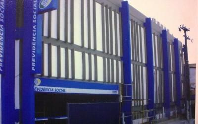 Reforma geral do Predio do INSS em Ribeirao PE 1