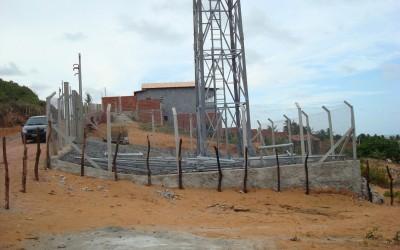 Torre de telefonia movel em Maxaranguape RN